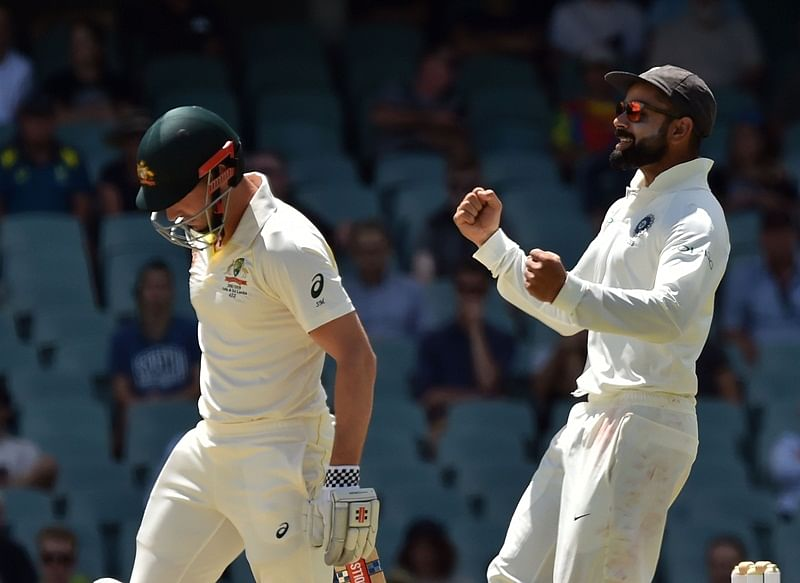 India vs Australia: Australia 186/6 at lunch on final day against India