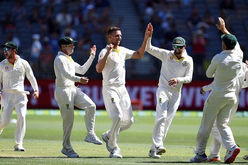 India vs Australia 2nd Test Day 4: India 15/2 at tea, need 272 runs more to win against Australia