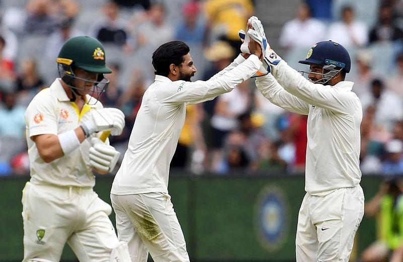India vs Australia: India sniff big win as Australia struggle at 44/2 on day 4