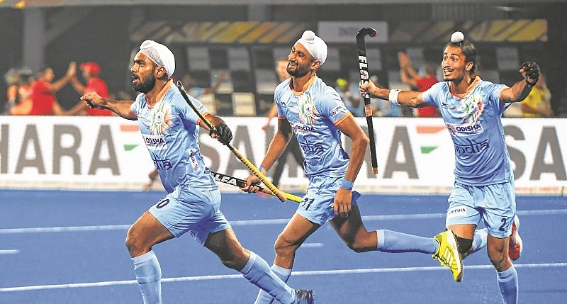 Hockey World Cup 2018: India hold Belgium to 2-2 draw in exciting clash; maintain top spot in Pool C