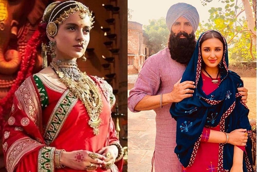 'Manikarnika' to 'Kesari', Complete list of upcoming Bollywood films in 2019