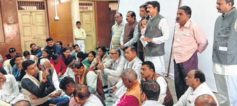 Over 5000 Congmen to attend function