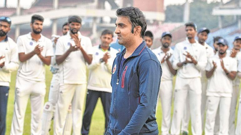 Gautam Gambhir slams Bedi, Chauhan after Navdeep Saini's dream India debut