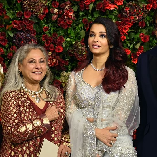As Abhishek, Aishwarya, Jaya start new projects, Amitabh Bachchan says family 'busy on sets'