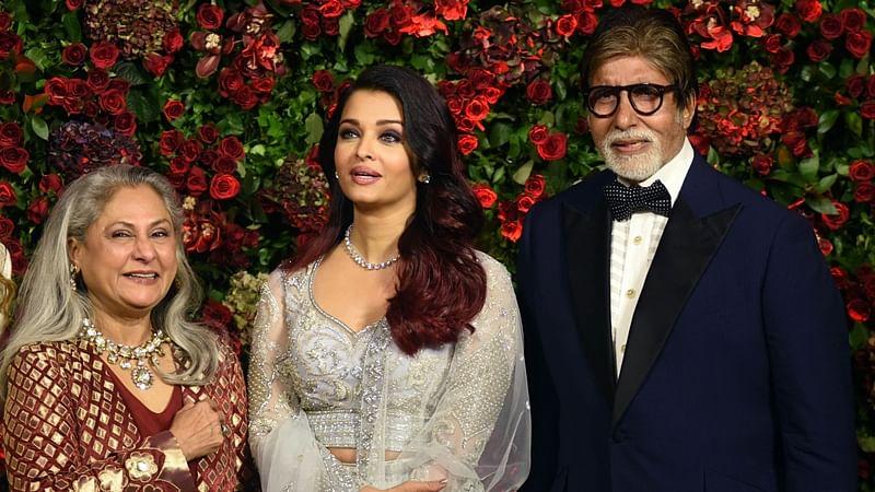As Abhishek, Aishwarya, Jaya start new projects, Amitabh Bachchan says family 'busy on sets'