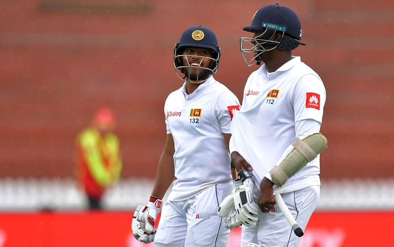 New Zealand vs Sri Lanka: Rain forces draw in 1st Test after Mathews, Mendis remain unbeaten