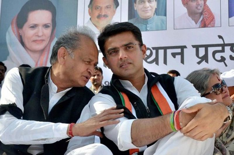 Rajasthan: 'Friends' Gehlot and Pilot to come face-to-face at Congress Legislature Party meeting today