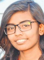 Anshika Malviya, 19, student