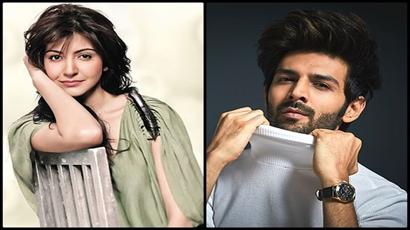 Anushka Sharma, Kartik Aaryan named India's hottest vegetarians