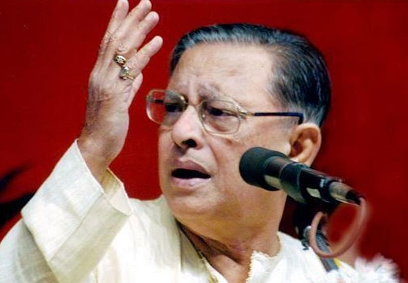 Renowned classical singer Pandit Arun Bhaduri passes away