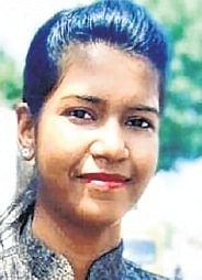 Asma Khan, 20, student