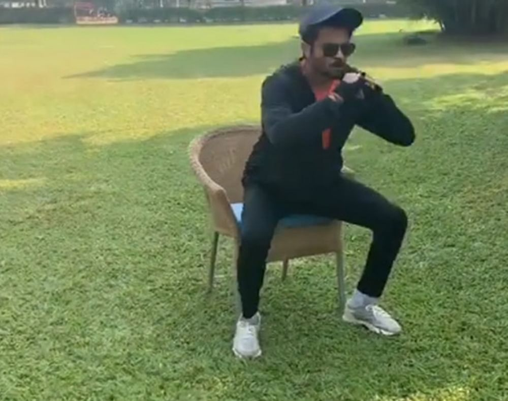 Anil Kapoor's intense workout video screams major fitness goals