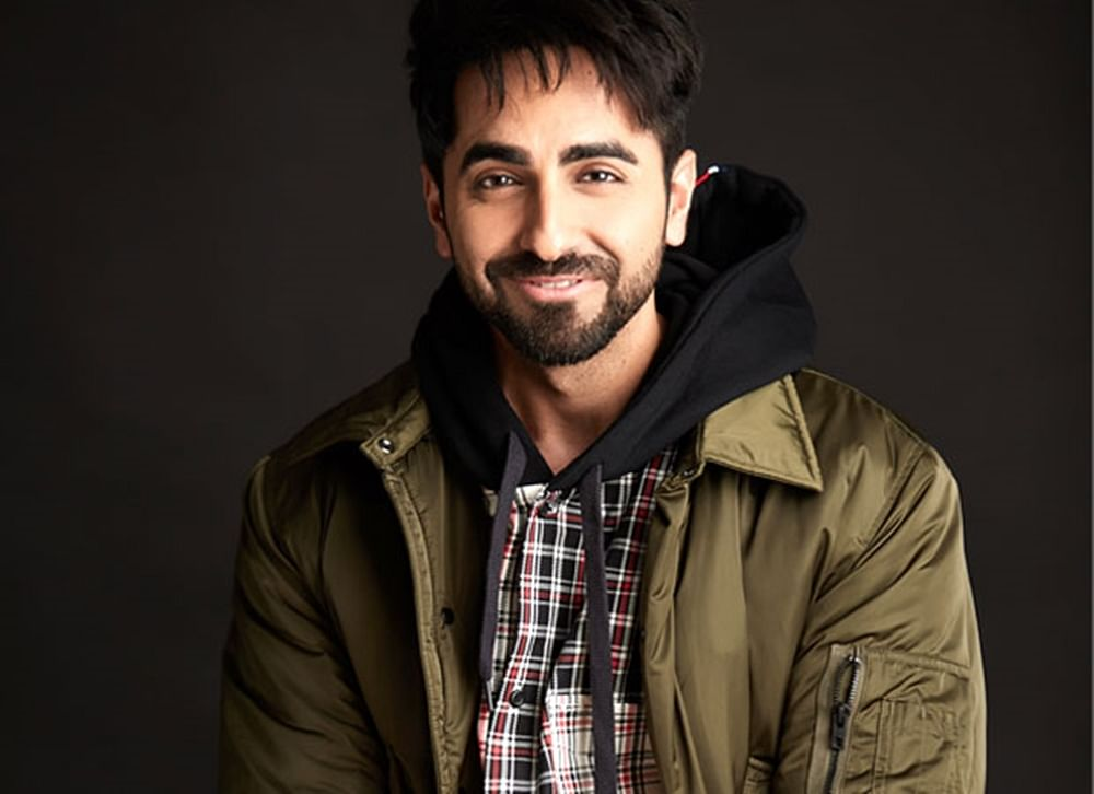 Ayushmann Khurrana receives home cooked food from his neighbours in Mathura