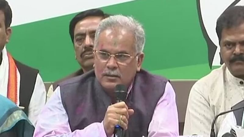 Are inter-faith marriages in families of BJP leaders also 'love jihad'?: Chhattisgarh CM Bhupesh Baghel