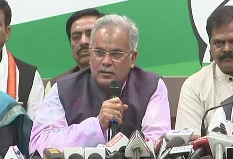 Chhattisgarh Election 2018: State Congress chief Bhupesh Baghel front runner for CM post
