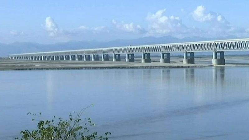 What is Bogibeel Bridge? All you need to know about the India's longest rail-cum-road bridge