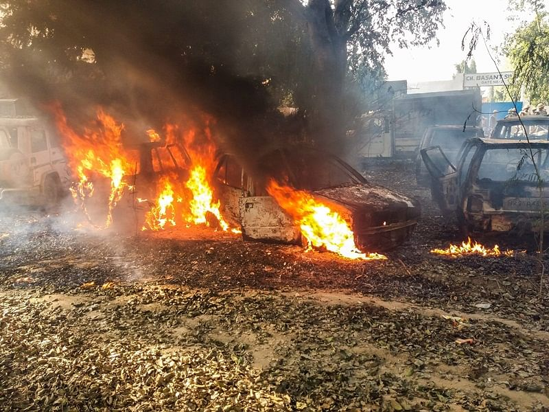 Bulandshahr Violence: 5 more arrested, Army man's name among accused