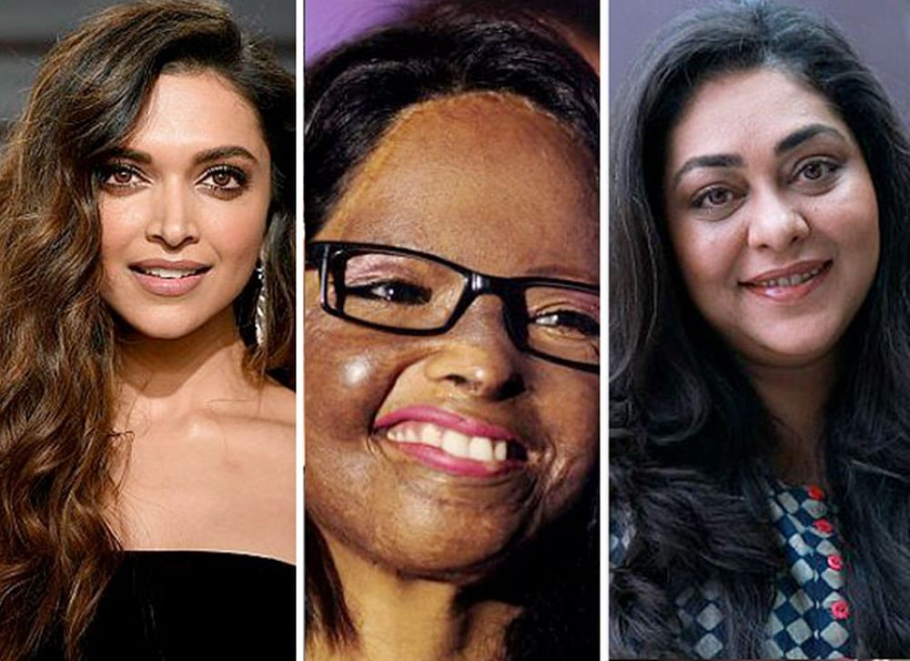 Deepika Padukone picked acid attack survivor in Meghna Gulzar's film, rejecting Vishal Bhardwaj's female gangster