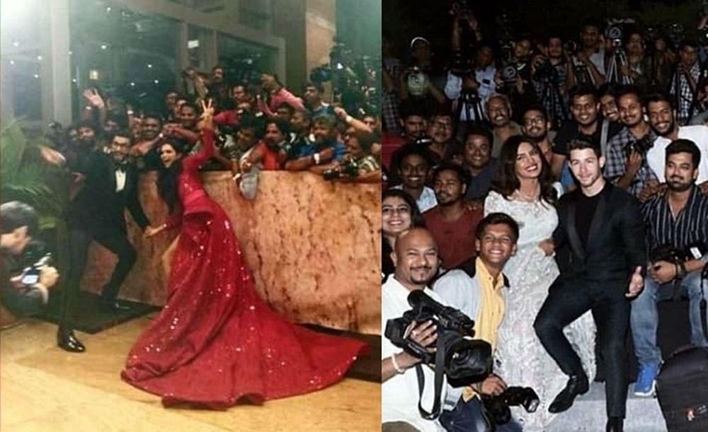 DeepVeer Vs NickYanka! We bet you missed these 6 similarities between both celebrity weddings