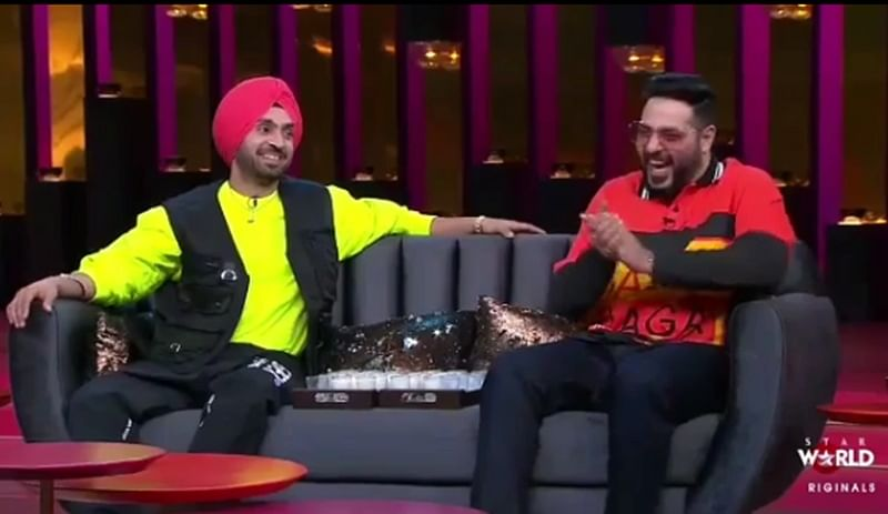 Koffee With Karan season 6: Diljit's answer to KJo's question about female attention will leave you in split