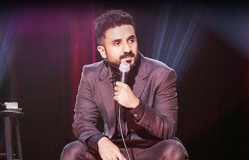 I'd love to do a show in Pakistan: Vir Das