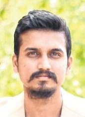 Eshan Gupta, 25, artist