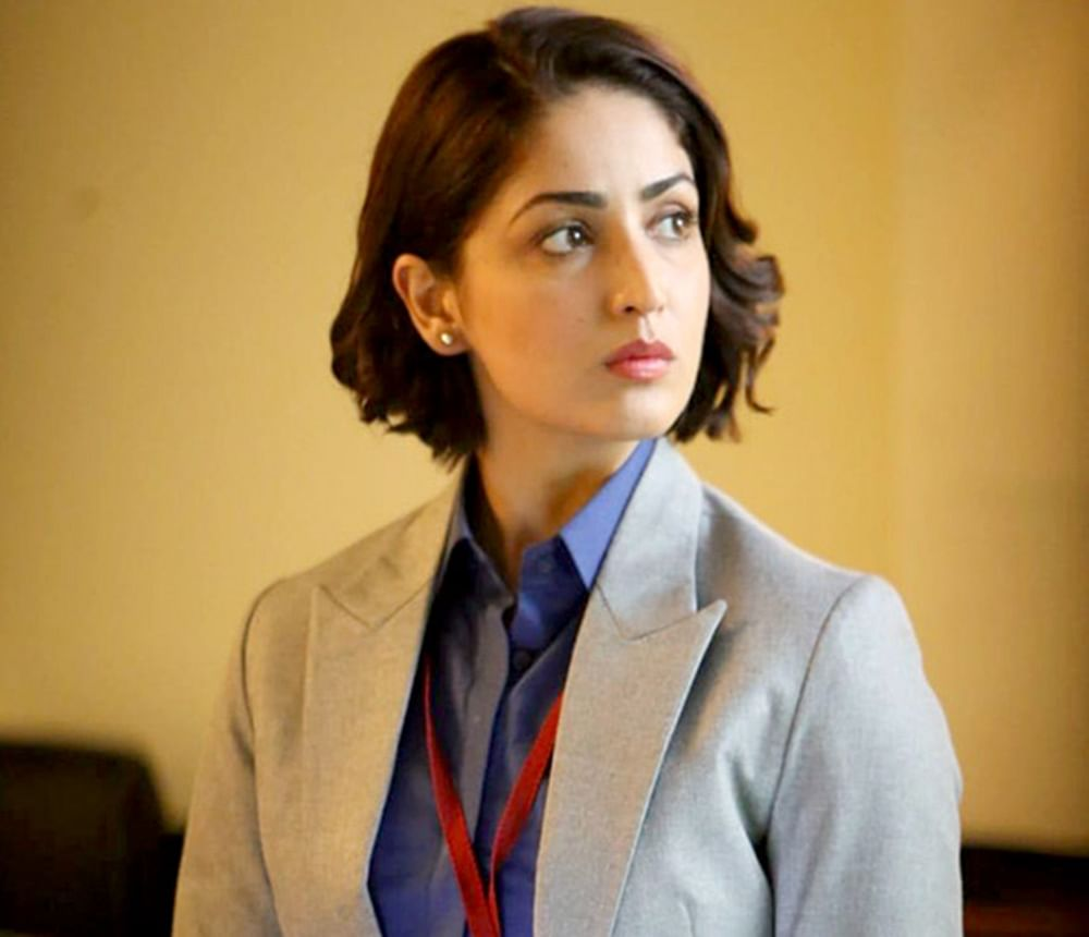LEAKED: First Look of Yami Gautam from URI as an Intelligence officer