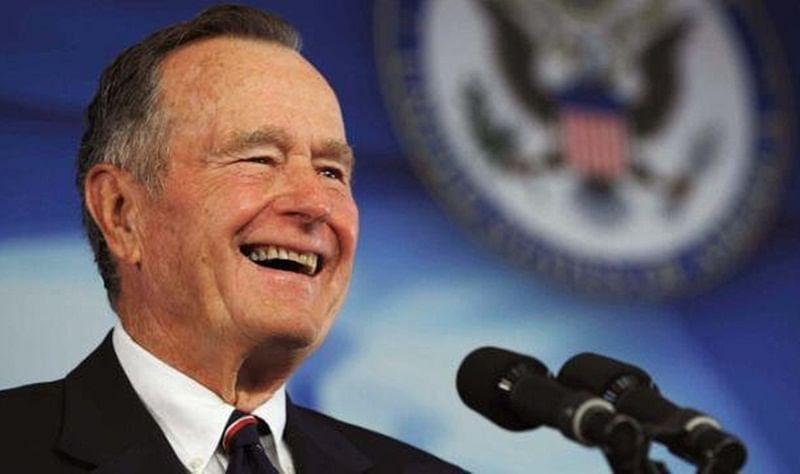 Former US President George HW Bush dies at the age of 94