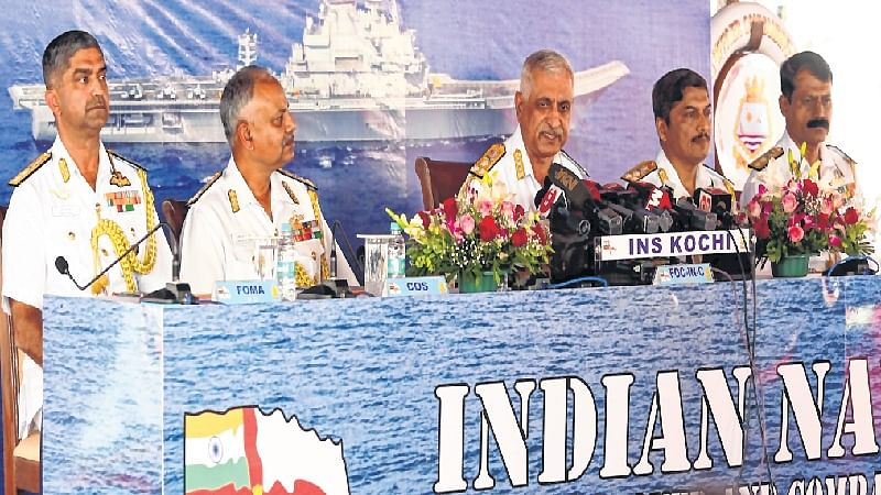 Navy-Mumbai Port Trust land issues solved: Girish Luthra