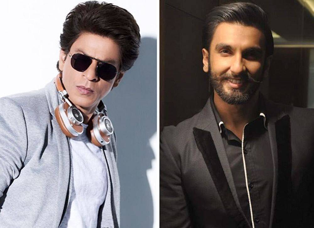 Say What! Not SRK, but Ranveer was supposed to star in 'Zero'