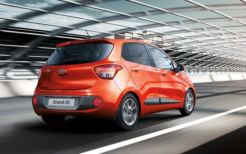 2019 Hyundai Grand i10 leaked pictures reveal more details
