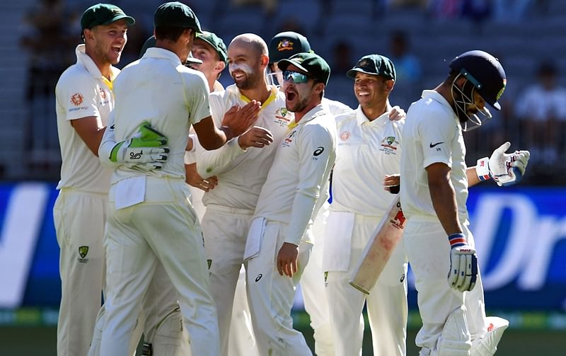 India vs Australia 2nd Test: India stumble to 112/5 at stumps on day 4, Aussies on course for series-levelling win