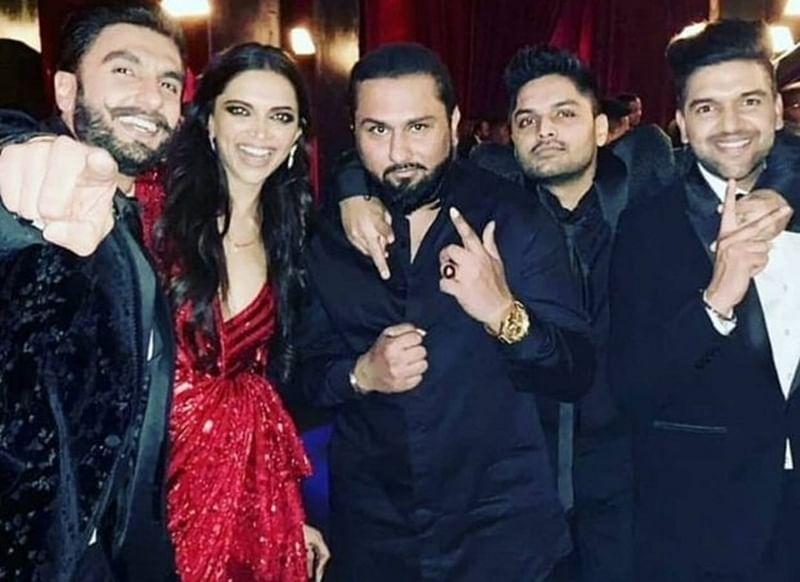 Inside DeepVeer Mumbai reception: Ranveer-Deepika, Shah Rukh, Big B light up grand Bollywood party