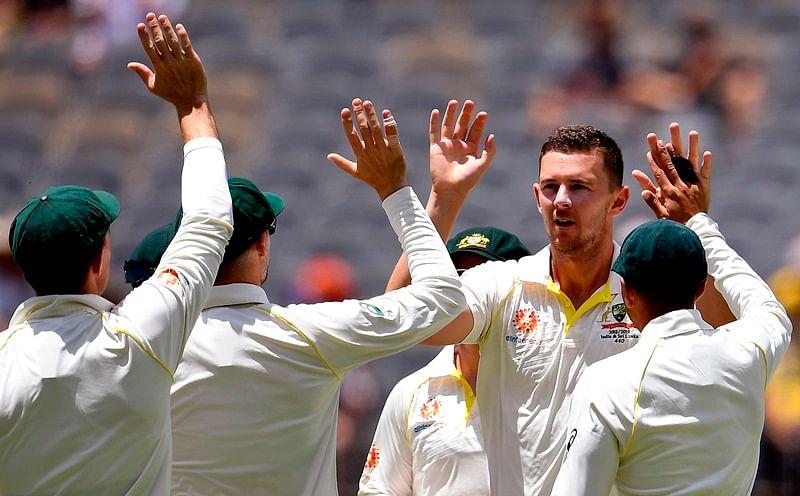 India vs Australia 2nd Test: Australia post 33/0 at tea, lead by 76 runs