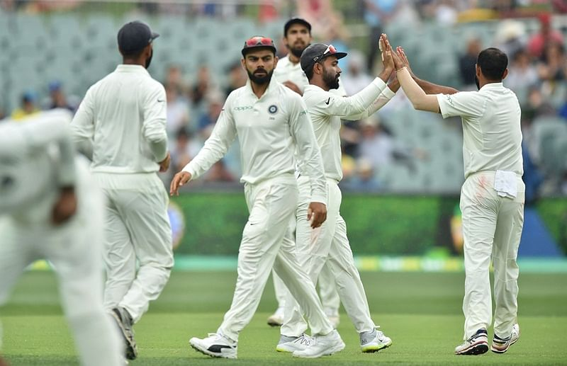 India vs Australia 1 Test: India 86/2 after tea on third day, lead by 101 runs