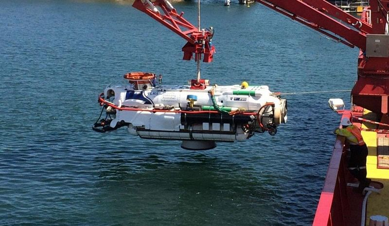 Indian Navy inducts deep submergence rescue vehicle
