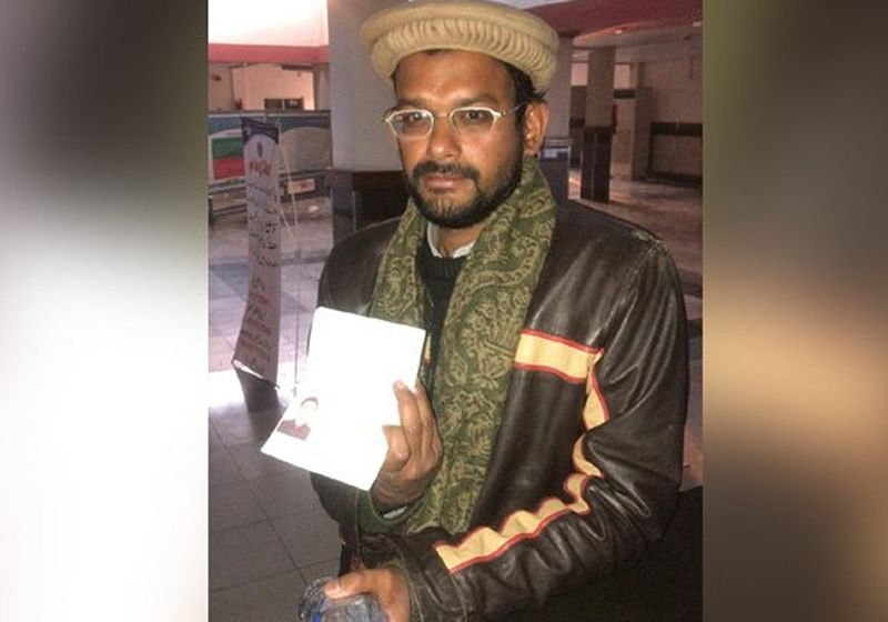 Indian national Hamid Nihal Ansari returns to India after six years in Pakistani jail