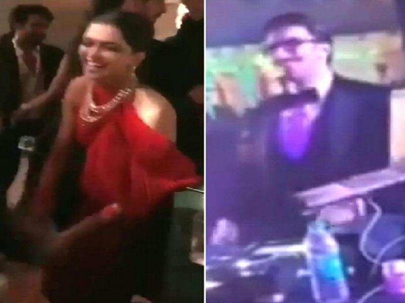 Isha-Anand Wedding: Newlyweds Deepika-Ranveer get groovy with Aishwarya, Sidharth Malhotra, Karisma Kapoor; inside videos