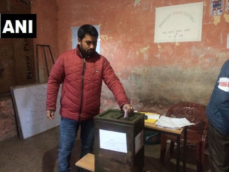 Voting underway for 7th phase of Jammu and Kashmir panchayat polls