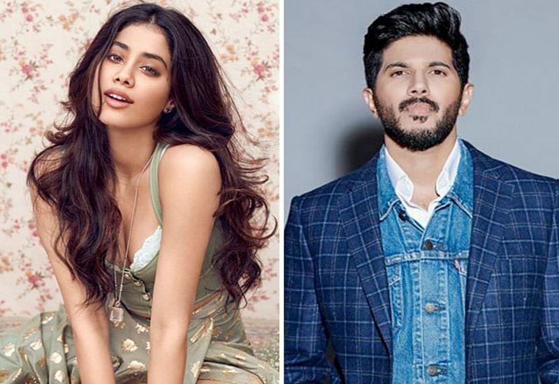 Janhvi Kapoor to romance Dulquer Salmaan in Gunjan Saxena biopic