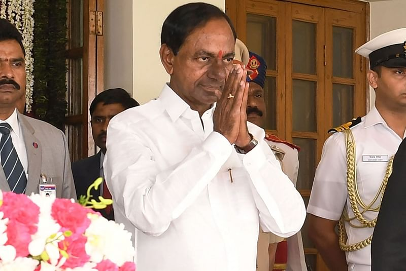 Photo by Handout / Government of Telangana / AFP