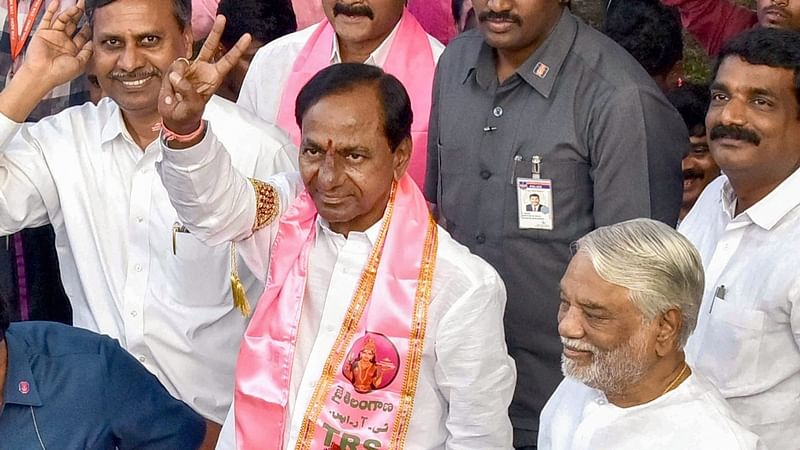 Centre's move to keep KCR out of national agriculture panel draws flak