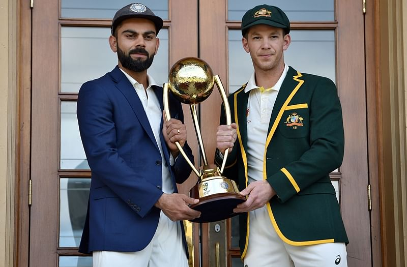 Australia will play India a pink-ball Test if Virat Kohli is in a good mood: Tim Paine