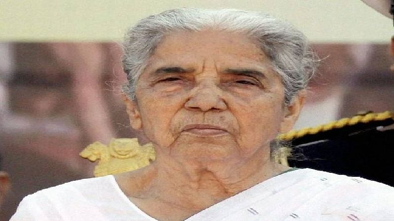 At 91, Kamla Beniwal campaigning for her son