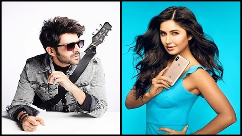 Kartik Aaryan wants to have babies with Katrina Kaif; reveals tagline of matrimonial ad