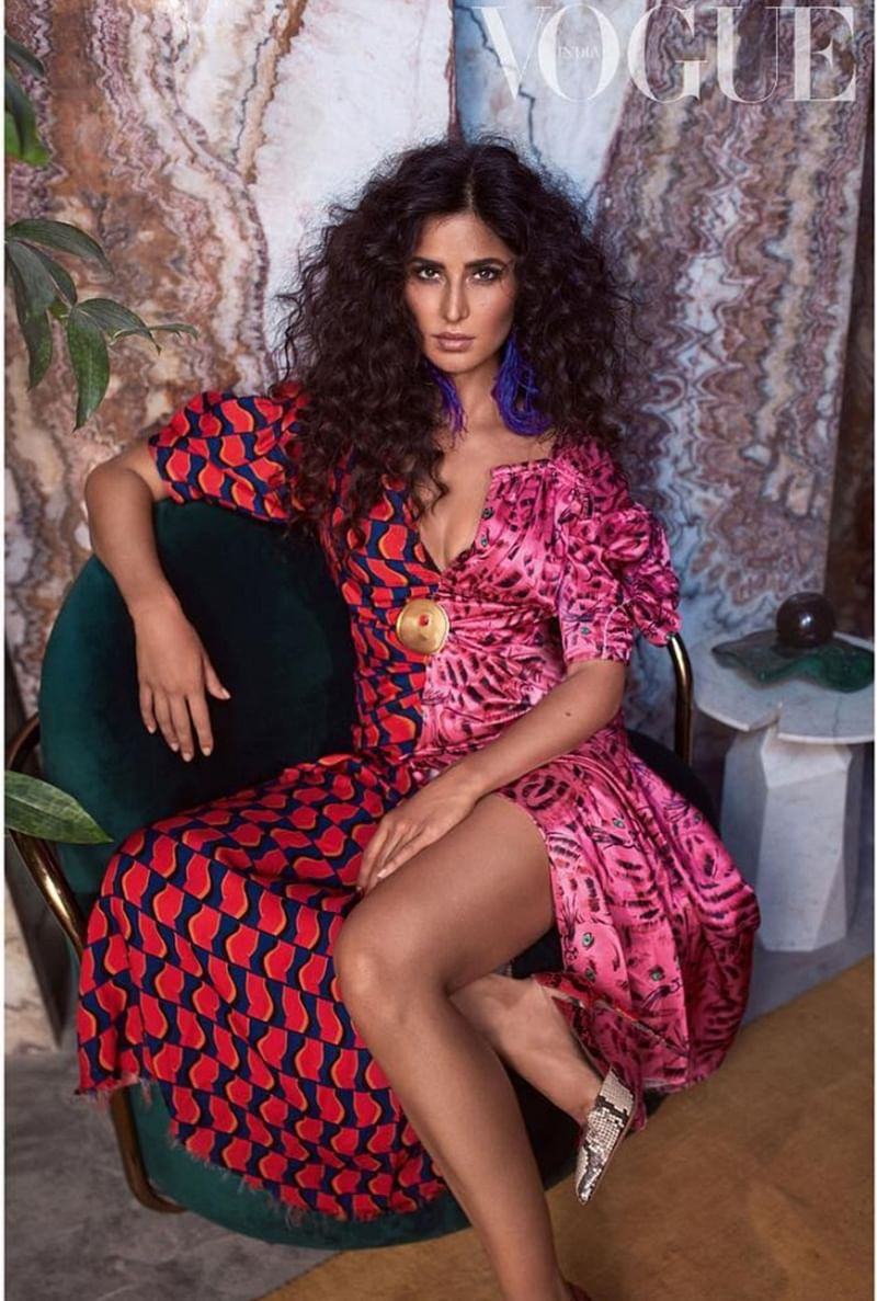 In Pictures: Katrina Kaif excels at subtle art of HOTNESS in this Vogue photoshoot!