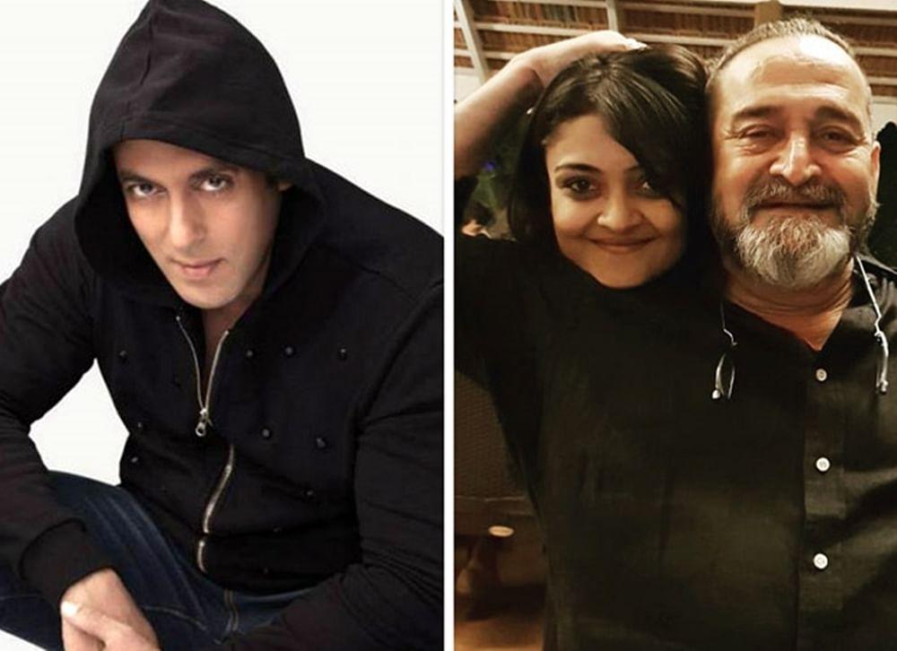 Salman Khan to launch Mahesh Manjrekar's daughter Ashwami in Bollywood