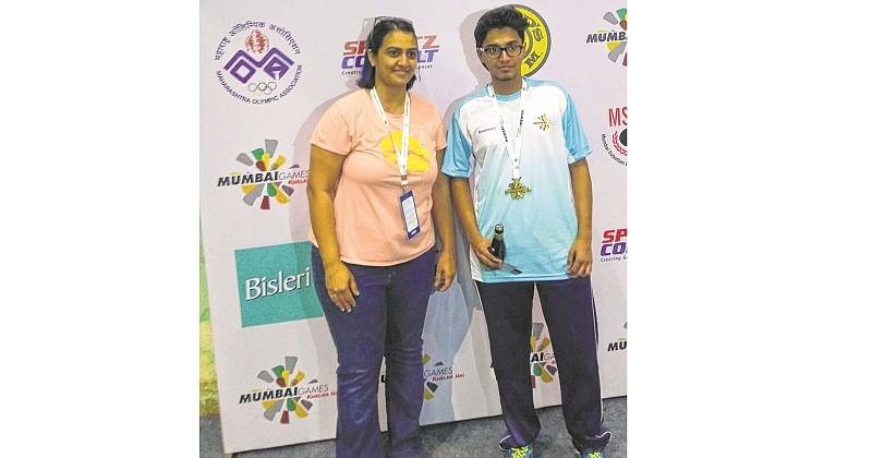 Under-21 singles table tennis: Aniruddha Vaidya crowned champion