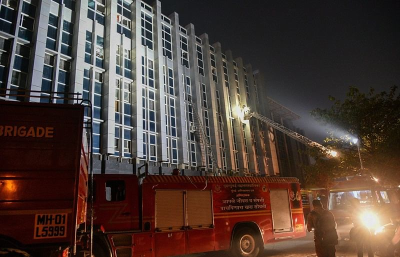 Kamgar hospital fire: Baby girl succumbs to injuries, death toll now 11