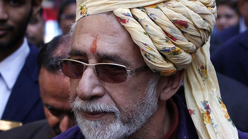Indian Bollywood actor Naseeruddin Shah/ AFP Photo